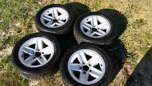 Z28 rims and tires