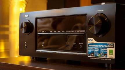 DENON AVR-X2000 - Home Theatre Networked Receiver
