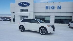 2013 Ford Edge SPORT   - BLIND SPOT -  NAVIGATION - $252.37 B/W