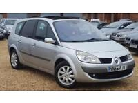 Renault Grand Scenic 1.9 dCi Dynamique 5dr - 7 SEATS - 7 SEATER - PX - SWAP
