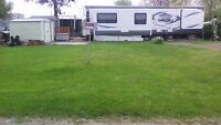 Camping lot for rent