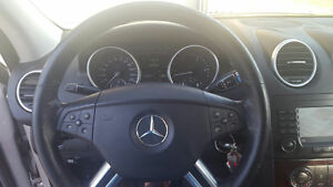 2008 Mercedes-Benz M-Class ml 320 SUV, Crossover