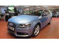 2008 AUDI A4 2.0 TDI 143 SE 6Speed Diesel Bang and Olufsen Sound System