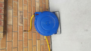 Topring air hose reel