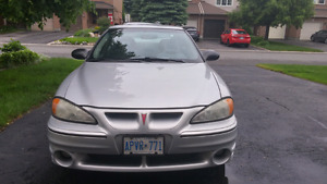 2003 Pontiac Grand AM GT ***SELLING AS PARTS CAR***