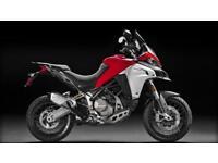 *NEW* Ducati Multistrada 1200 Enduro Red SAVE £1,939.00 | £1,000 Dep & £225 pcm