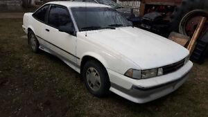 1990 Chevrolet Cavalier Z24 Coupe (2 door)