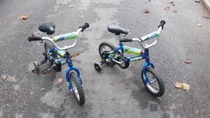 2 Avigo Lazer Boys' Bikes