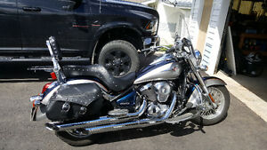 Reduced..Like New Kawasaki Vulcan Classic LT