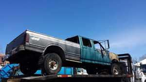 Parting out  1994 f350 Ford truck