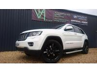 2013 13 JEEP GRAND CHEROKEE JEEP GRANDE CHEROKEE 4X4 3.0 V6 CRD S-LIMITED 5D AUT