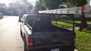 Ford Ranger Contractor Grade Steel Truck Rack (fits 1982-2011) Gatineau Ottawa / Gatineau Area image 5