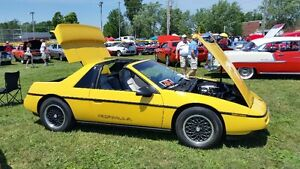 FIERO FORMULA Rare   1-of  34  every made in  yellow t-top