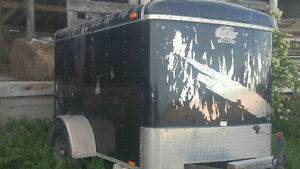 Used trailer in good condition