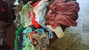 2 years old boy clothes 30 items
