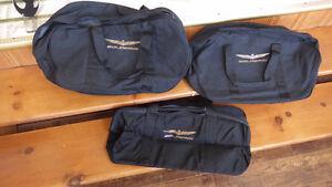 Honda Gold Wing soft luggage