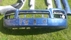 Audi A4 B6 Vortex body kit