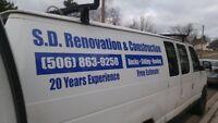 S.D Renovation & Construction
