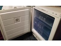 Bosch once integrated Under Counter Freezer
