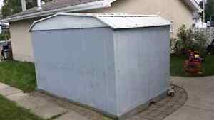 FREE SHED! TEN FOOT WIDE