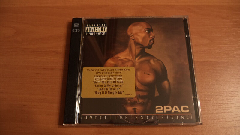 2Pac - Until The End Of Time (2 CD)