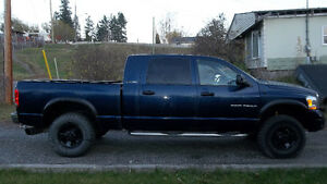 2006 Dodge Power Ram 3500 MEGA CAB SLT DIESEL Pickup Truck