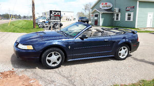 2002 Ford Mustang Convertible!!!