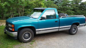 Classic 1993 Chevy pickup Family owned.