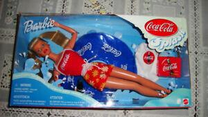 Poupée Barbie Coca-Cola