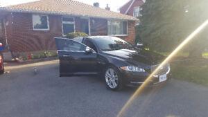 2012 Jaguar XJ L Portfolio Sedan