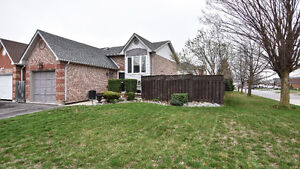OPEN HOUSE-    Raised Bungalow on a Large Lot $429,900