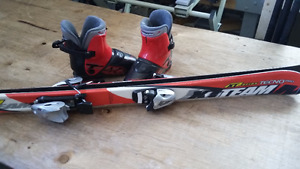 Skis, Boots, and Bindings