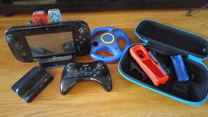Wii U 32gb, Games, Accessories