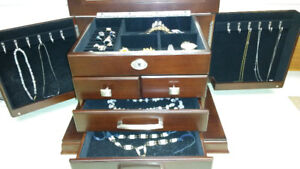 Jewelry and Box