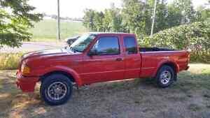 2004 Ford Ranger Edge 3.0L 2WD