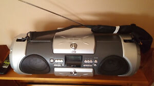 Classic JVC BoomBox Near New/Mint & Fully Functional.
