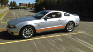2011 ford mustang pony 3.7l 305hp manuel