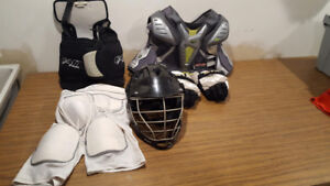 Lacrosse Equipment - Full Set