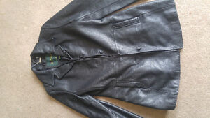 Womens Danier Leather jacket.
