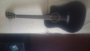 Fender CD-60CE Acoustic Guitar (Cobourg)