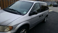2001 Dodge Caravan Minivan, 750 or BEST OFFER