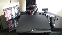 PS3 160G In excellent condition 10/10 + Accessories...