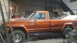 1978 Jeep Other Pickup Truck