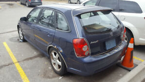 2002 Mazda Protege 5 Hatchback [As Is]