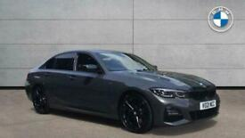 image for 2021 BMW 3 Series 320d M Sport Pro Edition Saloon Saloon Diesel Hybrid Automatic