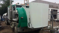1995 KENWORTH HEAVY SPEC with wet kit or turn into gravel truck