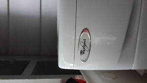 Whirlpool Apartment Size Washer with Kitchen sink Hook Ups!