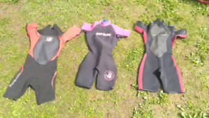 Wet suits for sale! - $30 obo