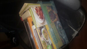 14 Cook Book Set