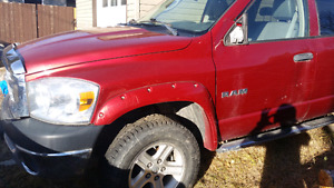08 dodge ram 1500 parts truck only 54000km